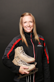 Amanda Skating