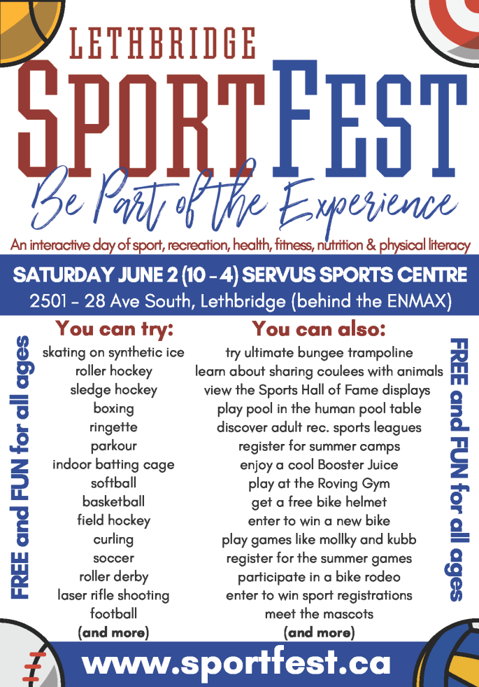 sportfest poster 2018